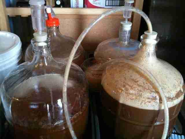 homebrew, fermentation