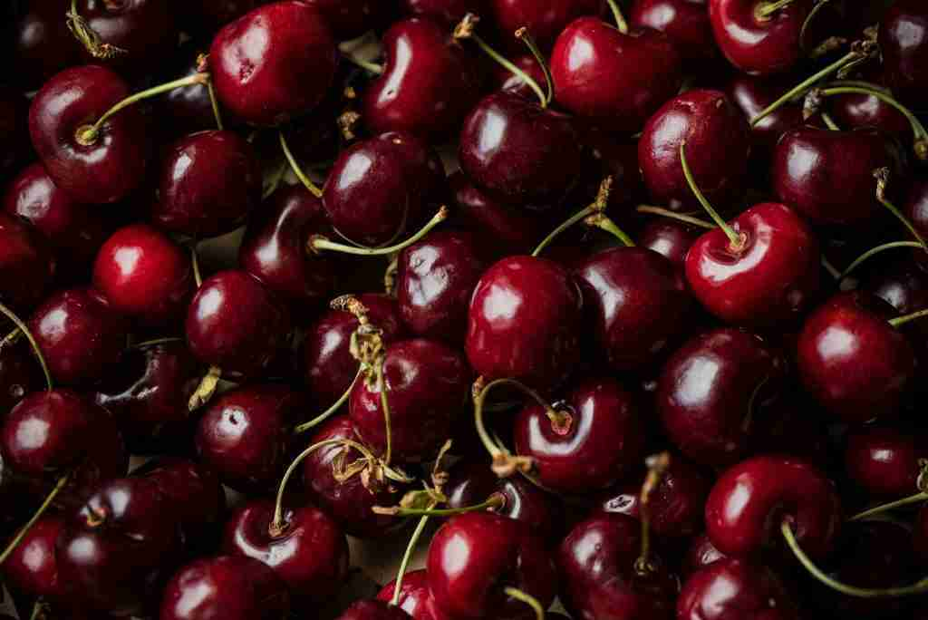 Cherries are often chilled with a hydrocooler.